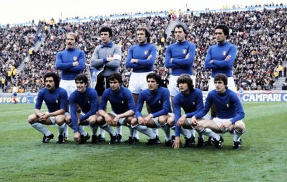 italia mondiali 1978