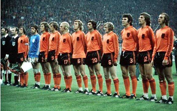 Olanda 1974 di Johan Cruijff