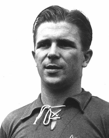 Real Madrid History and Current Players Puskas_ritratto
