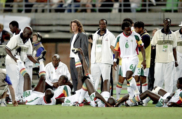 Senegal mondiale