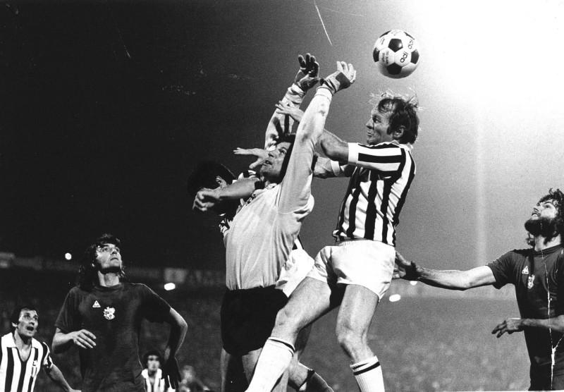 Ajax-Juventus 1-0: Stuy e Altafini