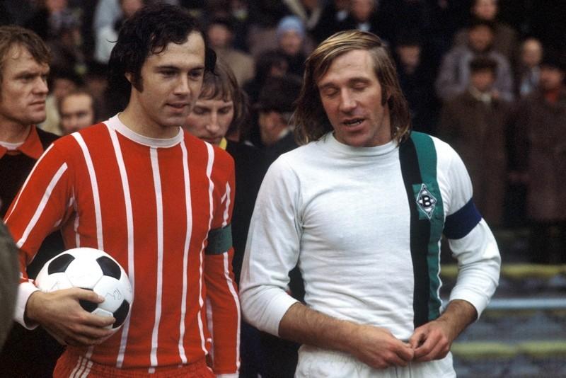 Beckenbauer  VS  Netzer