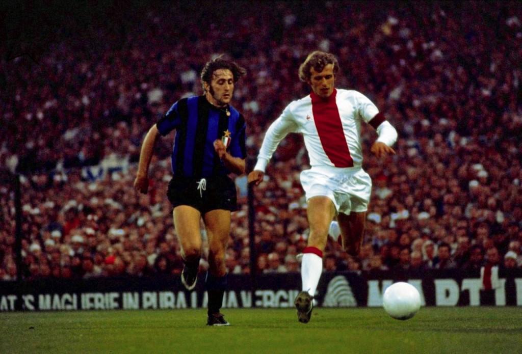 Ajax-Inter 2-0: Bellugi e Keizer