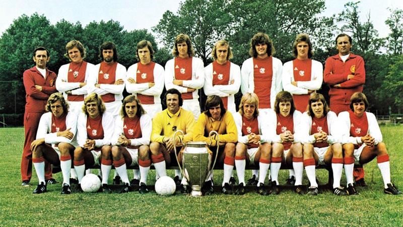 Ajax 1970 – 1973: l'era dei tulipani