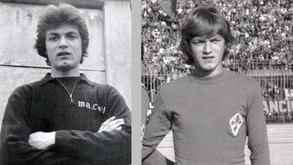 Giovanissino nelle fila dell'Astimacobi e con la Fiorentina 1972/73