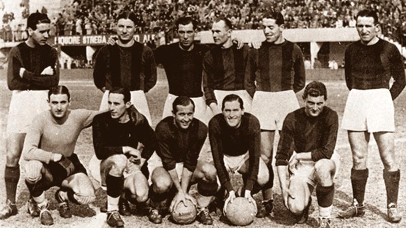 Bologna 1936-1941: Gli uruguaiani che facevano tremare il mondo