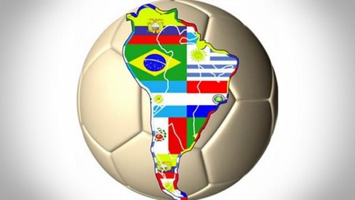 La nascita del calcio in Sudamerica