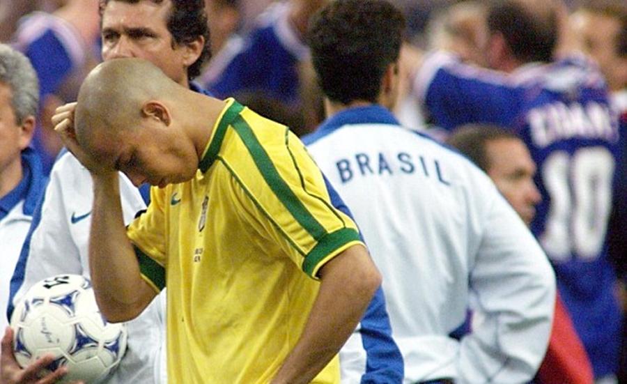Ronaldo-shock a Francia 98