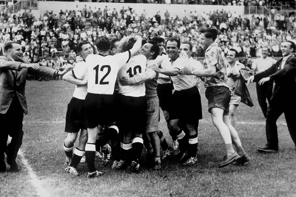 Germania 1954: fu vero doping?