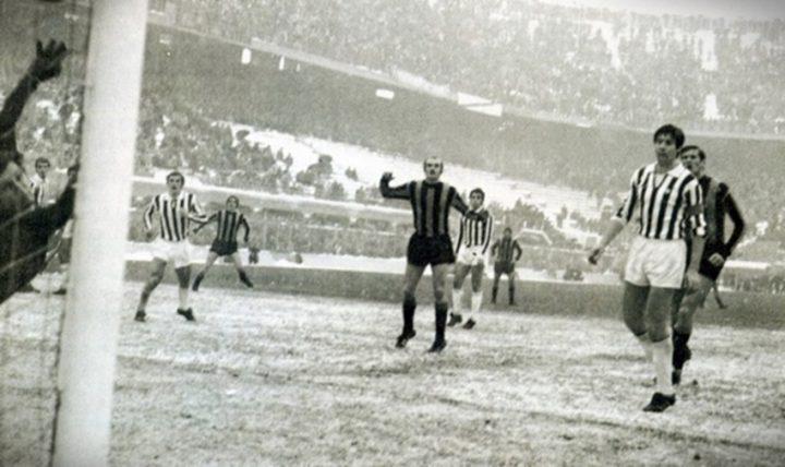 27 dicembre 1970: Inter Juventus 2-0, l'inizio della lunga ricorsa
