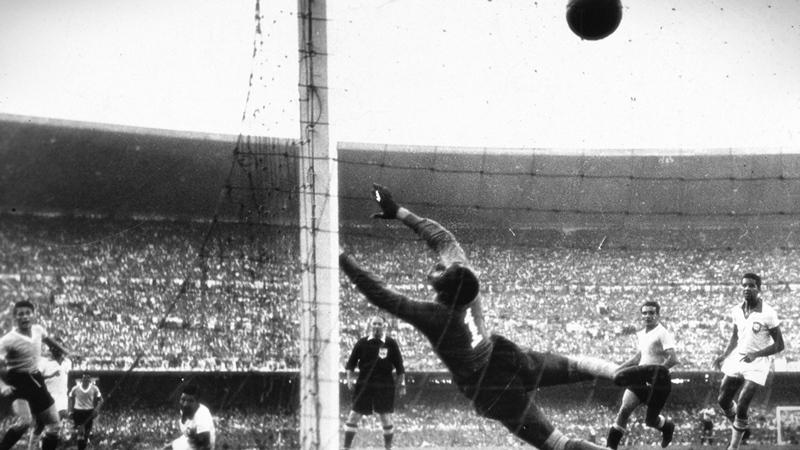 Brasile 1950: nunca mais