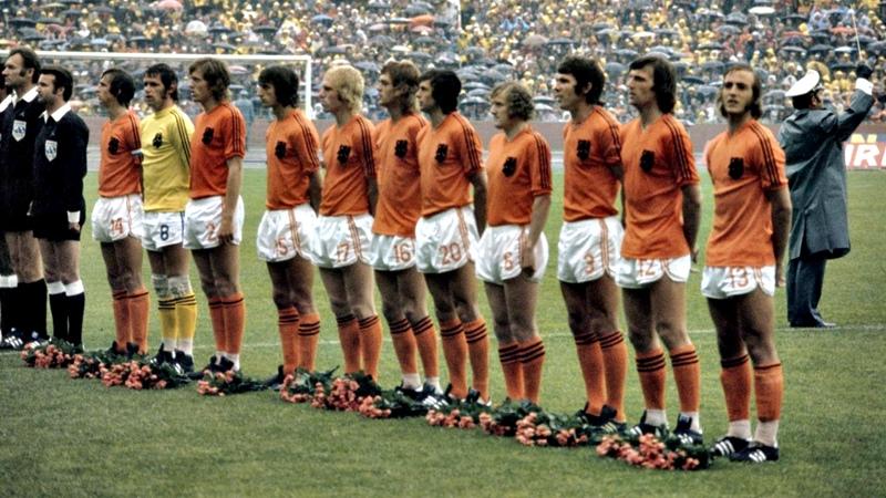 Olanda '74: Arancia Meccanica