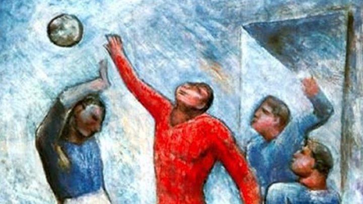 Darwin Pastorin: La dolce poesia del calcio