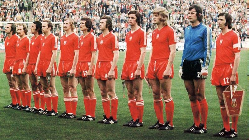 Polonia 1972 – 1974: generazione di fenomeni