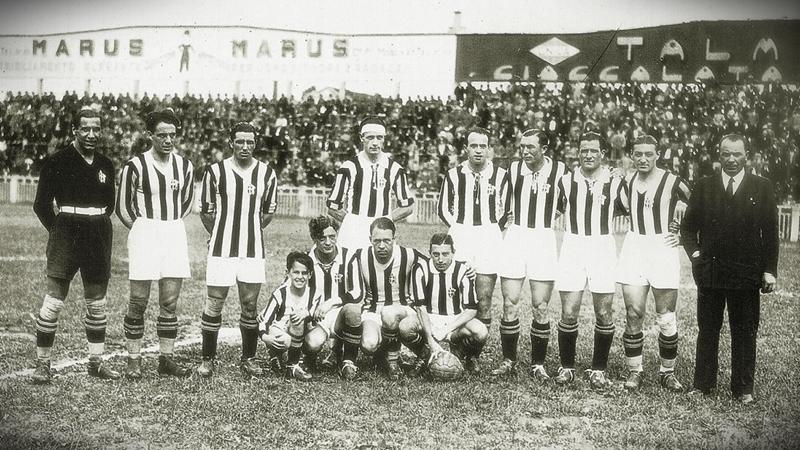 1930-1935: Il Quinquennio d'oro della Juventus