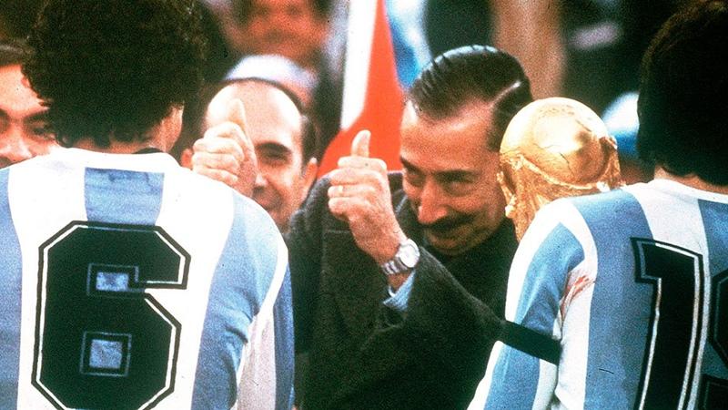 Argentina 1978 Videla