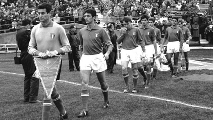 """1962 – Trapattoni: """"Potevamo giocarcela…"""""""
