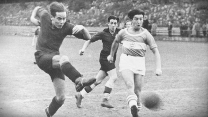 Calcio dei pionieri: 50 presenza in Nazionale