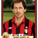 BARESI FRANCO MILAN 1992-93