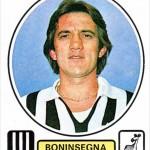 BONINSEGNA JUVENTUS 1976-77