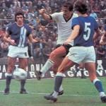 Cesena – Magdeburgo 3-1, Coppa Uefa 1976-77, il goal di Pepe