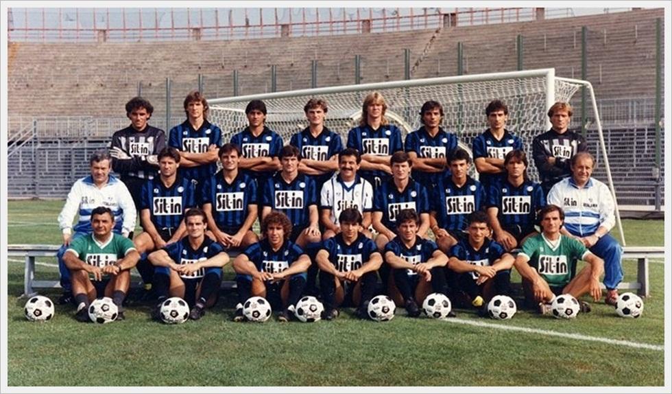 L'Atalanta di Mondonico 1987/88: promozione in serie A e finale di Coppa Italia contro il Napoli