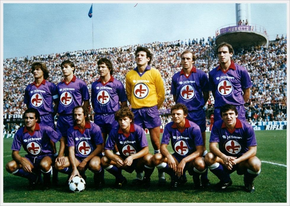 La Fiorentina 1981/82