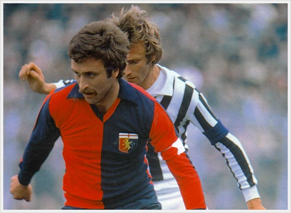 1976: duello tra Roberto Pruzzo e Francesco Morini