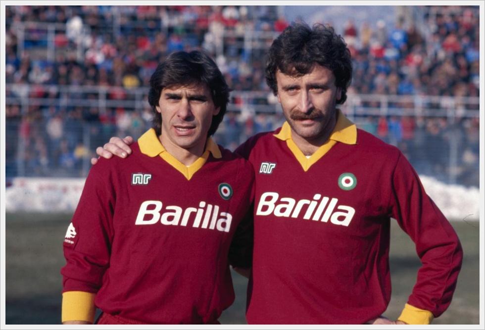 Bruno Conti e Roberto Pruzzo, Roma 1981/82