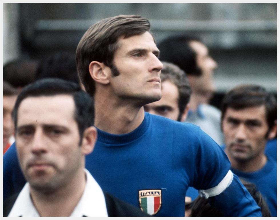 Giacinto Facchetti, Italia-Belgio del 1972