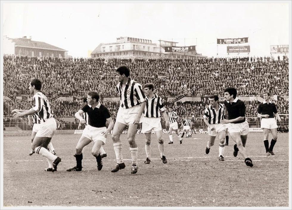 Derby di Torino, stagione 1965/66
