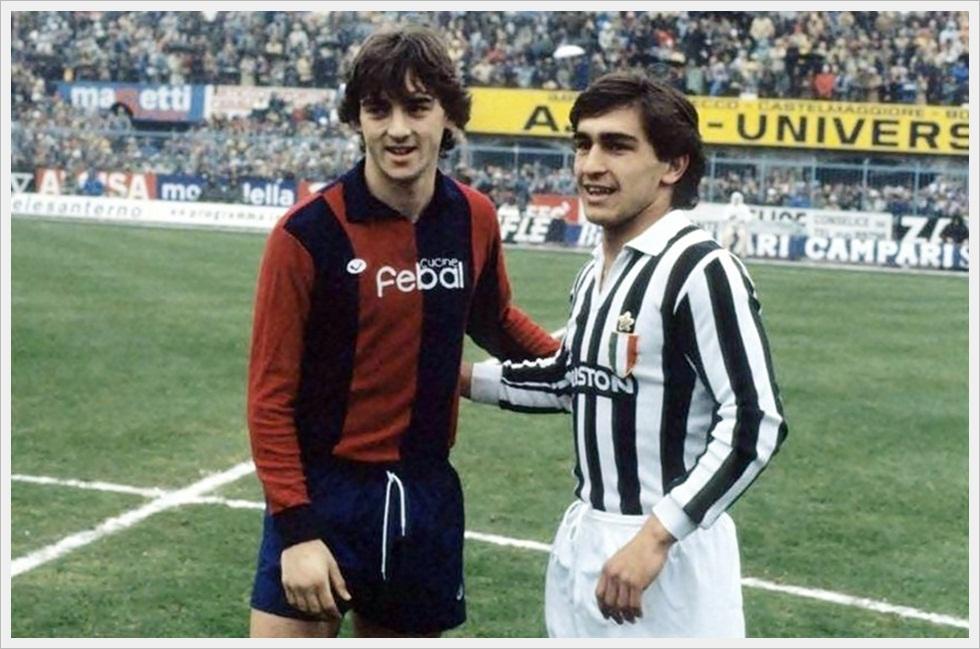 Mancini e Galderisi: due splendidi esordienti per la stagione 1981/82