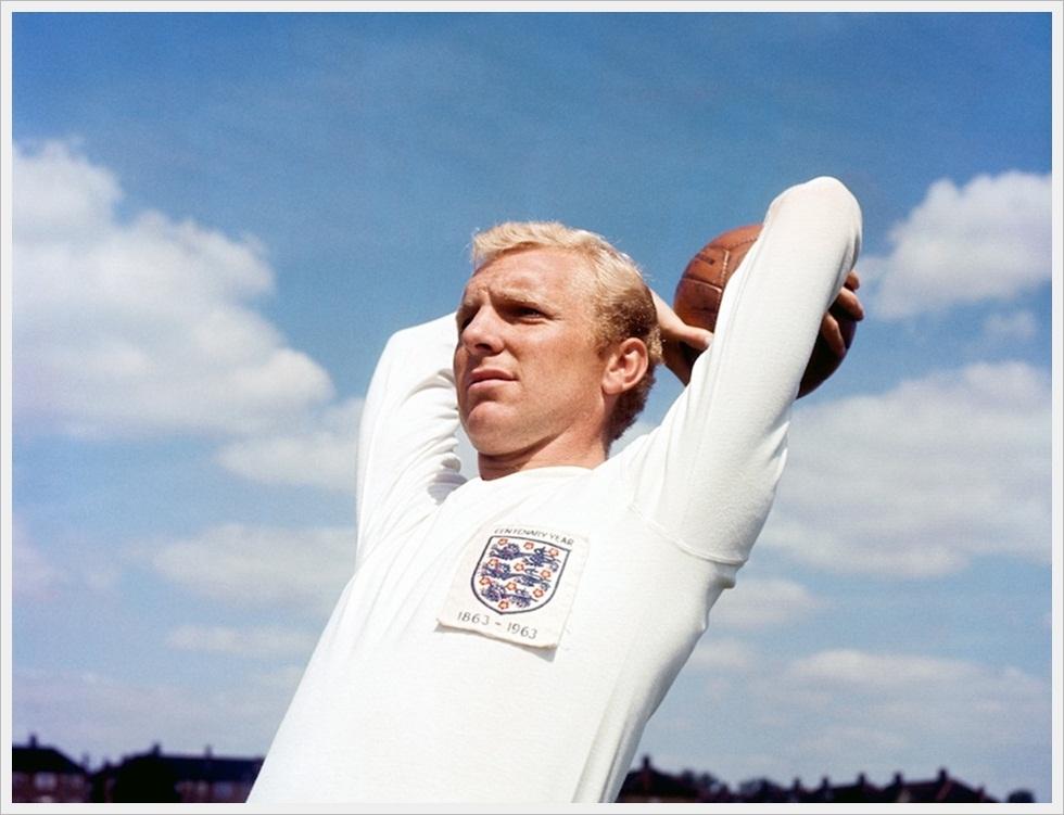 Bobby Moore, Inghilterra - 1963