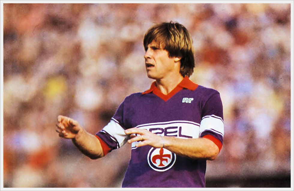 Lele Oriali, Fiorentina 1983/84