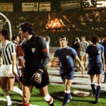 Finale di Coppa Uefa Juventus-Atletic Bilbao – le squadre scendono in campo