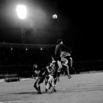 Juventus – Athletic Bilbao 1-0, Coppa Uefa 1976-77 (finale d-andata) – Iribar sventa un-azione offensiva dei bianconeri