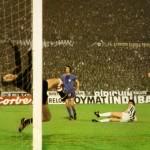 Juventus – Athletic Bilbao 1-0, Coppa Uefa 1976-77 (finale d-andata) – il goal di Tardelli