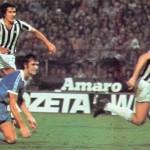 Juventus – Manchester City 2-0, Coppa Uefa 1976-77, il goal di Scirea