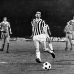Juventus – Manchester City 2-0, ritorno 32simi Coppa Uefa, Boninsegna in azione