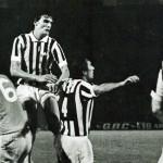 Juventus – Manchester City 2-0, ritorno 32simi Coppa Uefa, Furino e Tardelli in area inglese