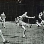 Juventus – Manchester City 2-0, ritorno 32simi Coppa Uefa, il goal di Boninsegna