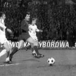 Juventus – Shakhtar Donetsk 3-0, andata ottavi Coppa Uefa, il goal di Bettega