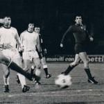 Juventus – Shakhtar Donetsk 3-0, andata ottavi Coppa Uefa, il goal di Tardelli