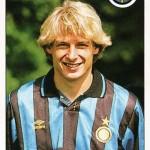 KLINSMANN INTER 1991-92