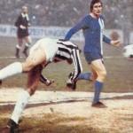 Magdeburgo – Juventus 1-3, andata quarti di finale Coppa Uefa 1976-77, il goal di Cuccureddu