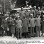 Olimpiadi 1928 italia arrivo Amsterdam (1)