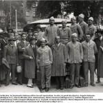 Olimpiadi 1928 italia arrivo Amsterdam