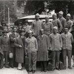 Olimpiadi 1928 italia arrivo Amsterdam 2