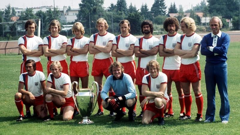 Bayern 1971/76: gli anni d'oro della corazzata