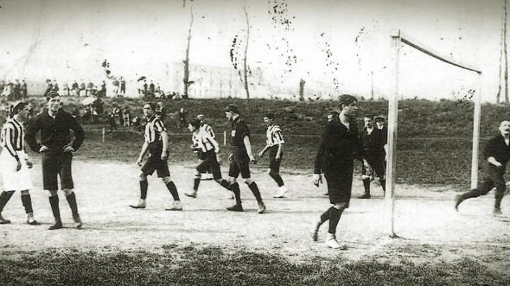 Il calcio dei ginnasti e i primi regolamenti